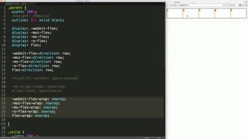 css tutorial about Flexbox Fundamentals